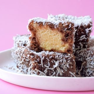 Easy Homemade Lamingtons