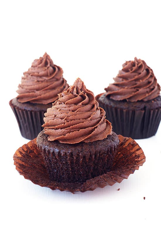 Death By Chocolate Cupcakes | Sweetest Menu