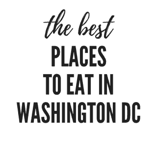 America's Best Eats: Washington DC