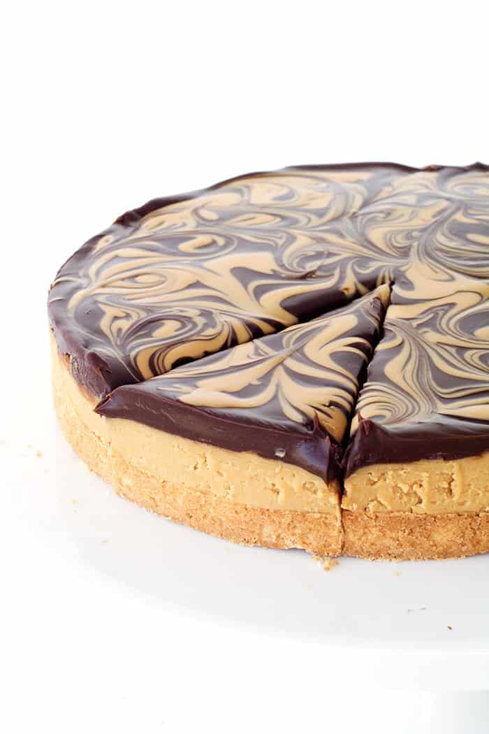 Peanut Butter Tagalong Pie