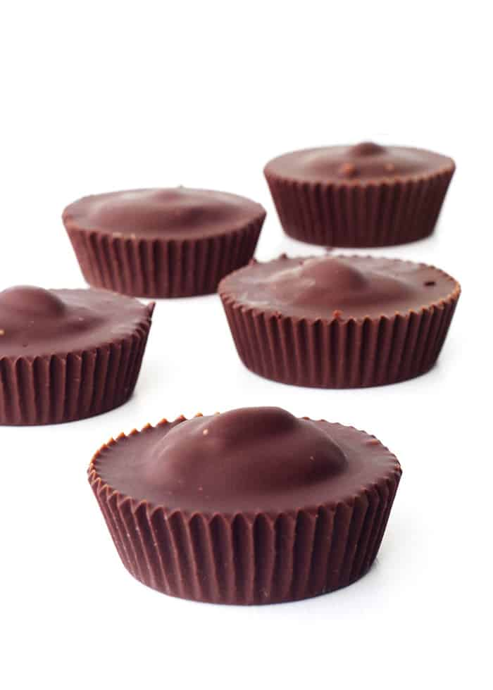Almond Joy Chocolate Cups