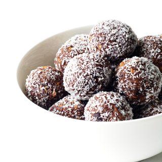 Chocolate Cherry Coconut Truffles Sweetest Menu