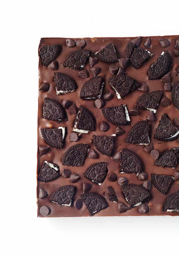 Oreo Truffle Chocolate Bar