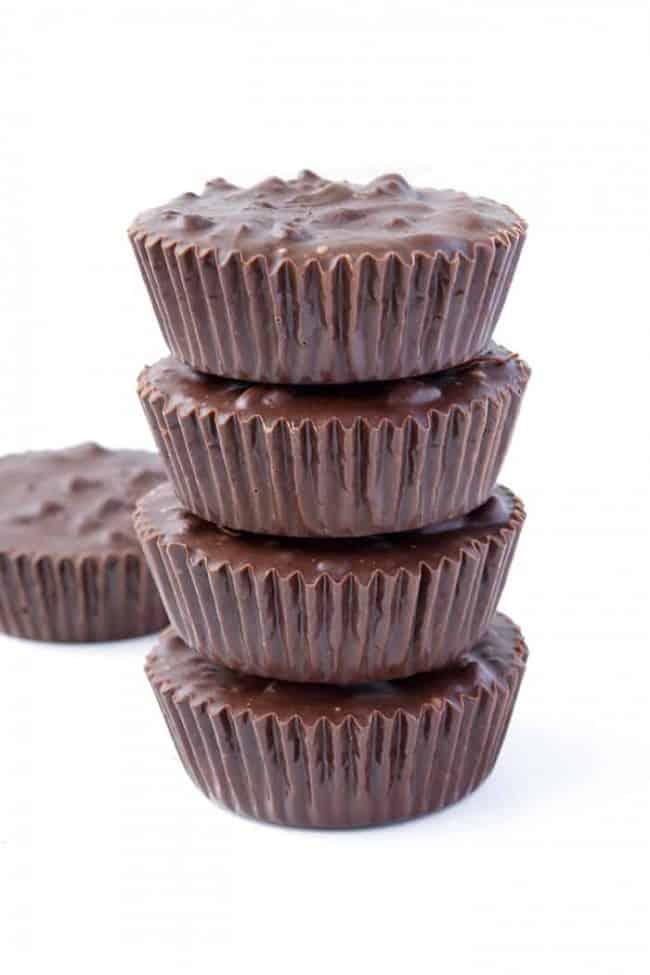 Oreo Chocolate Cups