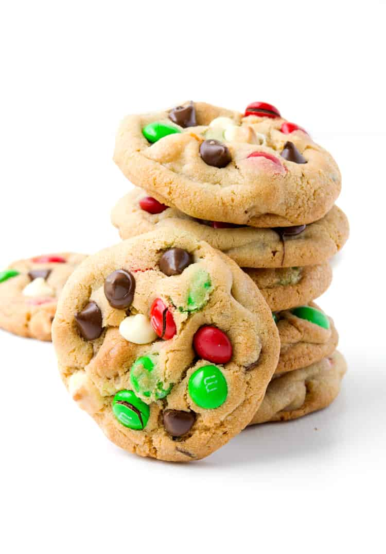 mm christmas cookies sweetest menu