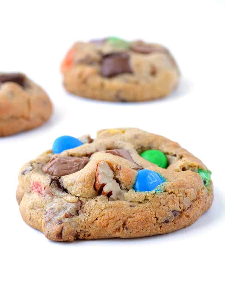 Amazing Kitchen Sink Cookies