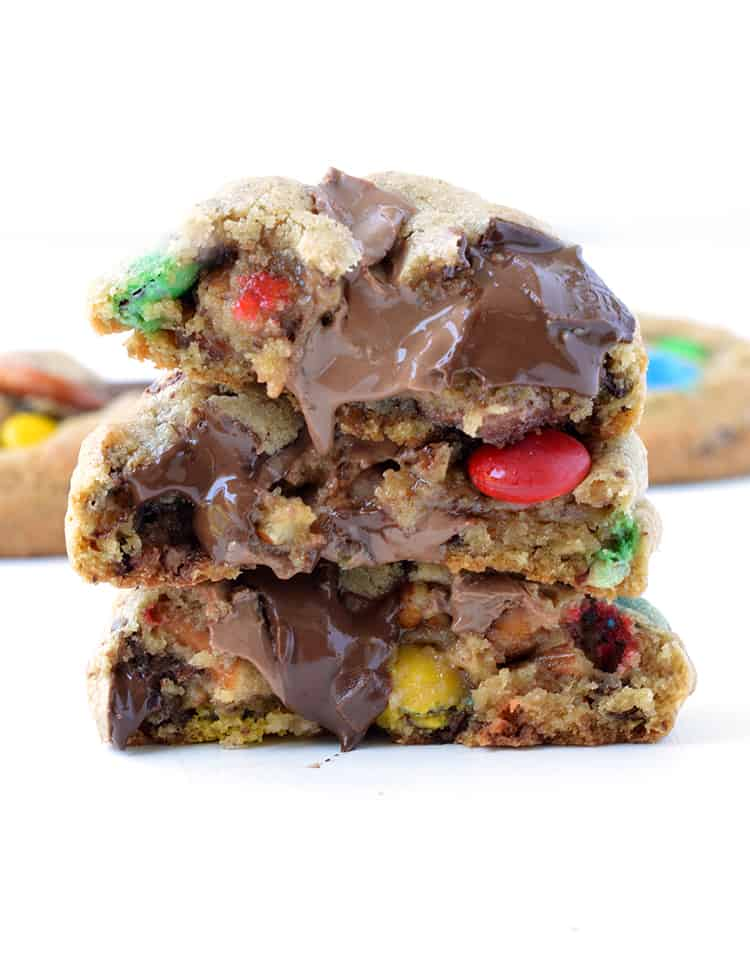 Amazing Kitchen Sink Cookies - Sweetest Menu