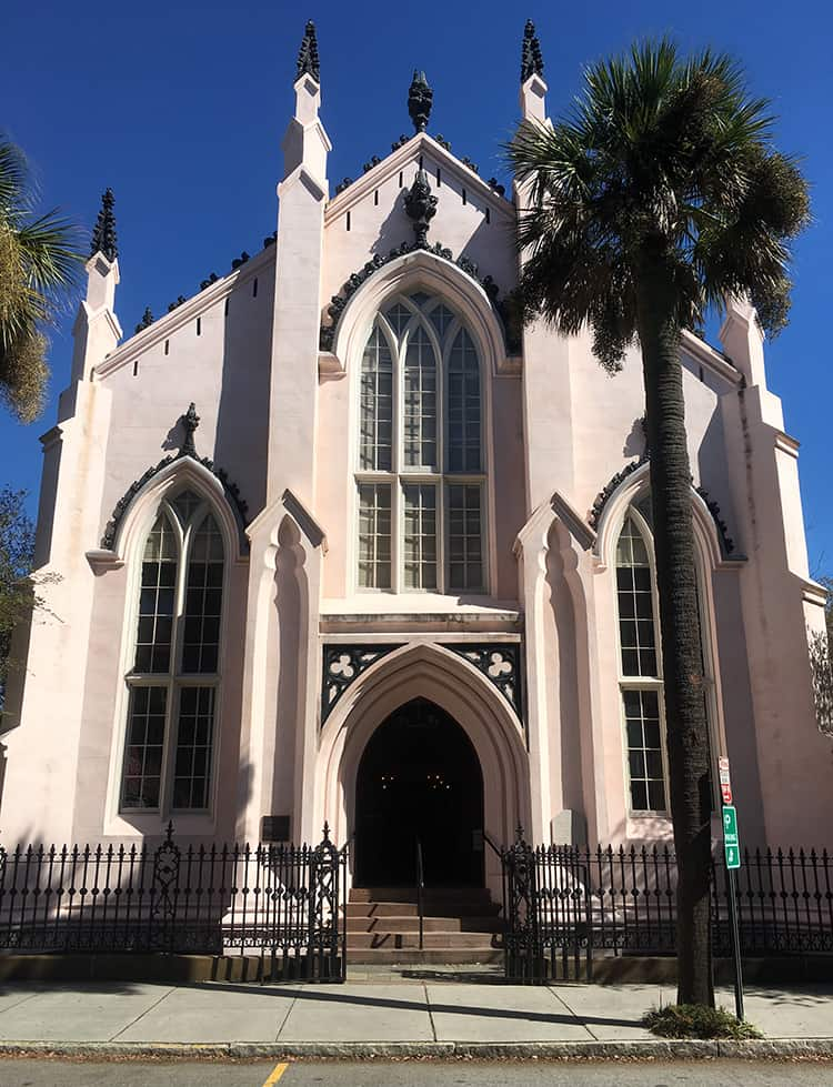 Church in Charleston
