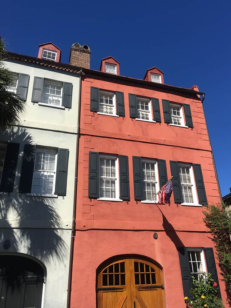 Building in Charleston