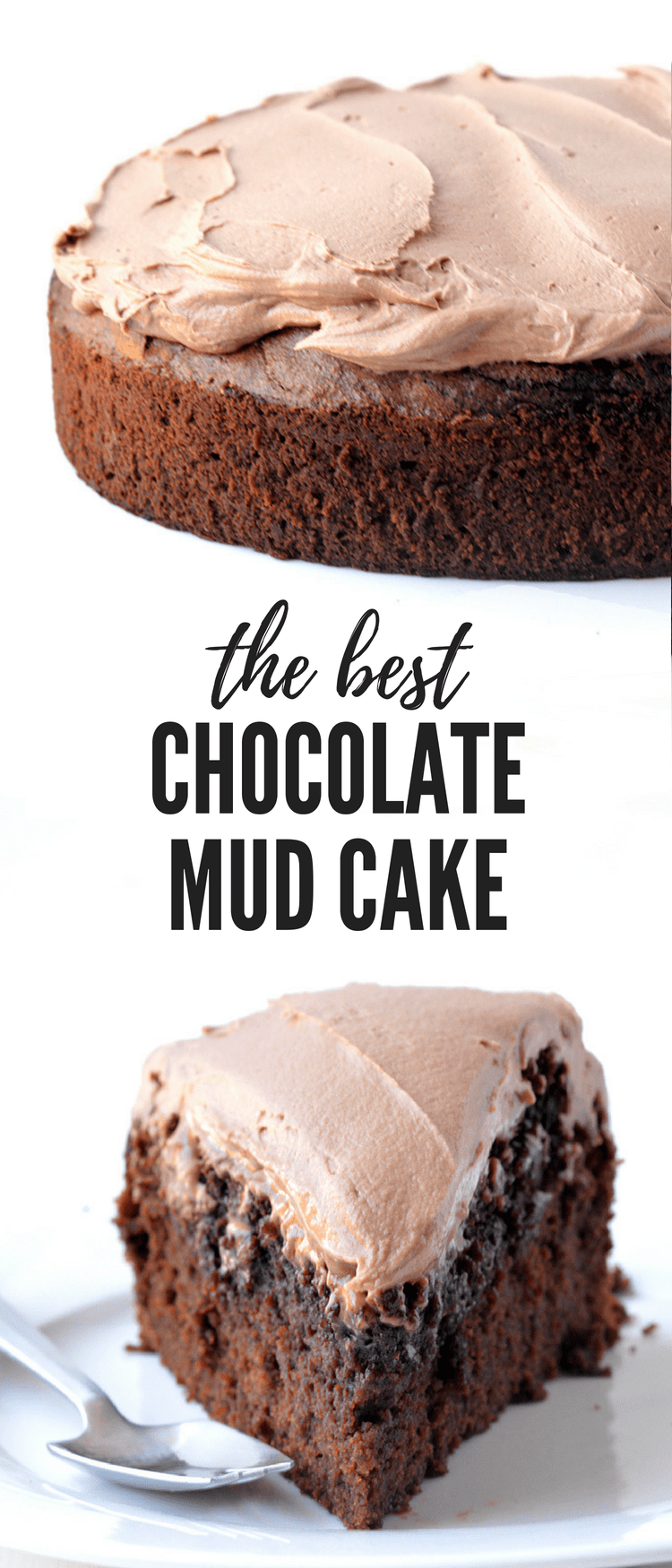 Gooey Chocolate Mud Cake