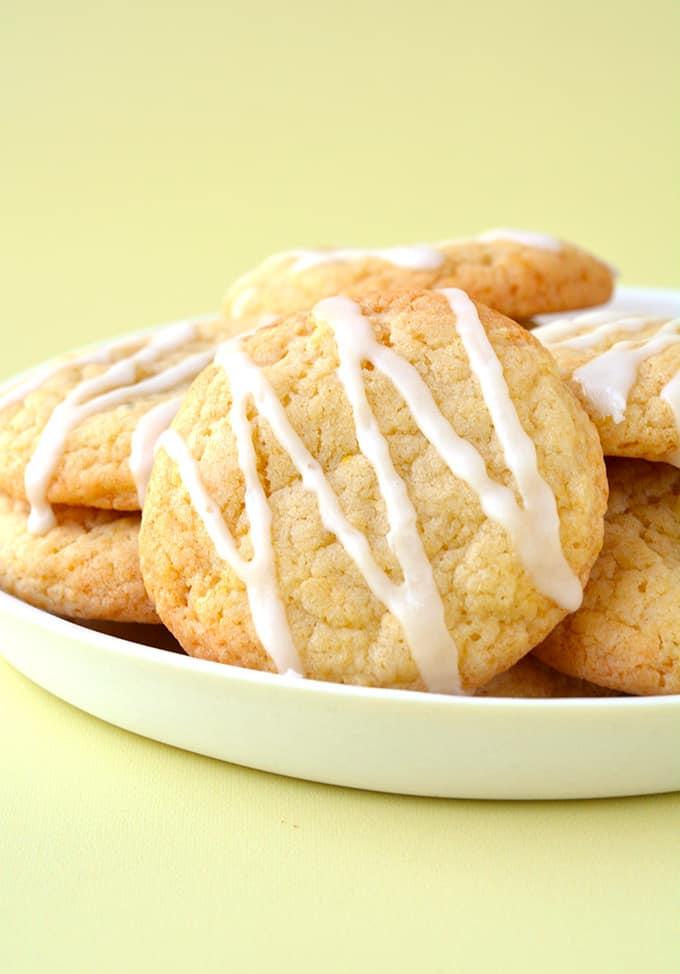 Ricetta Lemon Cookies.Easy Lemon Cookies Soft And Chewy Sweetest Menu