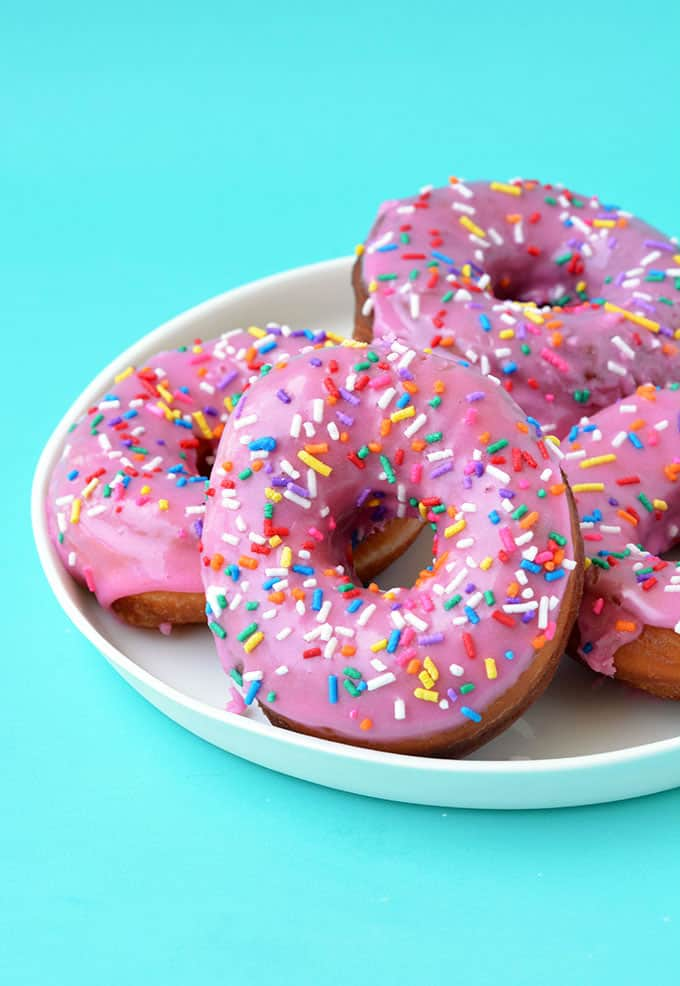 Pretty pink Homer Simpson Donuts