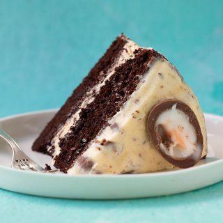 Creme Egg Cake