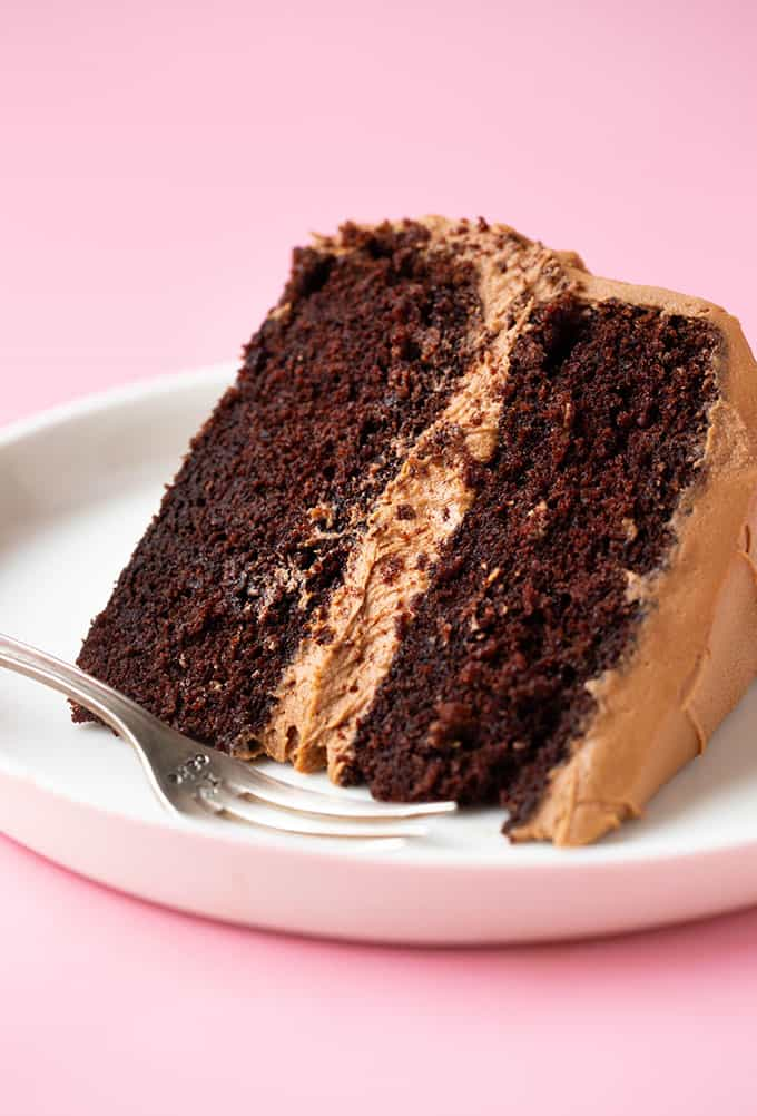 The Best Chocolate Fudge Cake Sweetest Menu