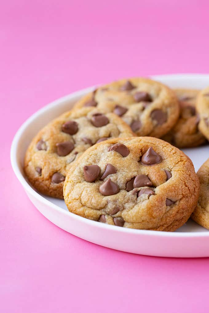 Classic Soft And Chewy Chocolate Chip Cookies - Sweetest Menu