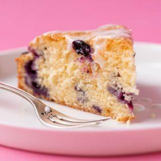 Dairy Free Blueberry Cake