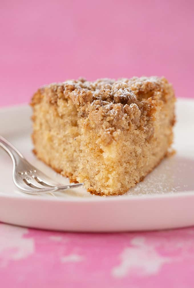 Best Ever Coffee Cake Sweetest Menu